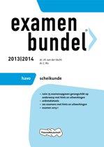 Examenbundel - 2013/2014 HAVO scheikunde