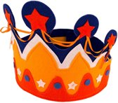 Kroon Stof Oranje /stk
