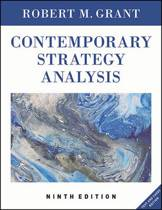 Contemporary Strategy Analysis - Text and Cases