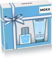 Mexx Man - Geschenkset - Eau de toilette 30 ml + Showergel 50 ml