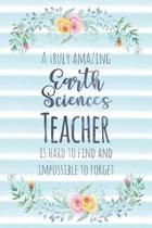 A Truly Amazing Earth Sciences Teacher Is Hard to Find and Impossible to Forget