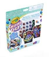 Crayola Glitter Dots - Mozaïeken Set