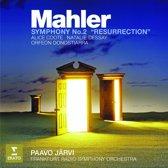 Mahler: Symphony 2  'Resurrection', Natalie Dessay