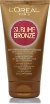 L'Oréal Paris Sublime Bronze Zelfbruinende Crème - 150 ml - Zelfbruiner