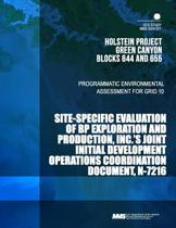 Programmatic Environmental Assessment for Grid 10