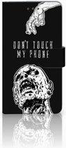 Huawei Honor 5X Uniek Boekhoesje Zombie