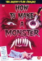 How To Make A Monster (1958) (dvd)