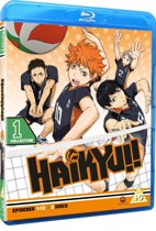 Haikyu!! Season 1 Collection 1 (Episode 1-13) [Blu-ray] (import zonder NL ondertiteling)