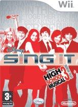 Disney - Sing It High School Musical 3 Senior Year Bundel