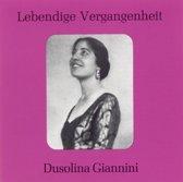 Lebendige Vergangenheit: Dusolina Giannini