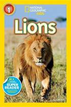 Nat Geo Readers Lions Level 1