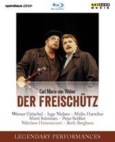 Legendary Performances Weber Der Fr