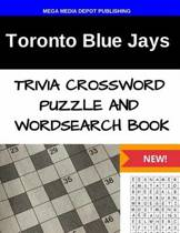 Toronto Blue Jays Trivia Crossword Puzzle and Word Search Book
