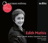 Edith Mathis - Lucerne Festival Vol Xiv