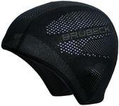 Brubeck Seamless Active Hat/Muts met Zilverionen-L/XL (geschikt voor onder helm)