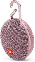 JBL Clip 3 - Roze - Draagbare Bluetooth Mini Speaker