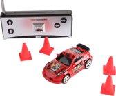 Gear2play Rc Raceauto Driftincars 7 Cm Met Accessoires Rood