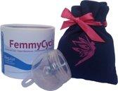 FemmyCycle herbruikbare menstruatiecup - Normaal (30+, of zwanger geweest)