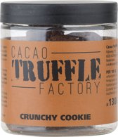 Cacao Truffle Factory Crunchy Cookie 130g truffels