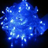 Kerstverlichting 100 LED's 10-Meter _  Blauw