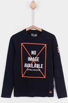 Tiffosi-jongens-shirt, longsleeve-No Image Available-Freddy-kleur: zwart-maat 164