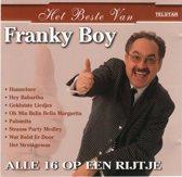 Franky Boy - Alle 16 Op Een Rijtje
