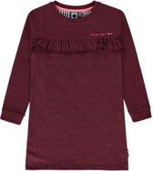 Tumble 'n Dry  Meisjes Jurk Vardo - burgundy - Maat 104