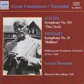Toscanini: Haydn/Mozart