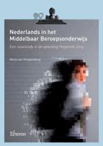 Nederlands in het Middelbaar Beroepsonderwijs