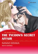 The Tycoon's Secret Affair (Harlequin Comics)