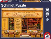 Delicatessen in Provence 1000 pcs Puzzels