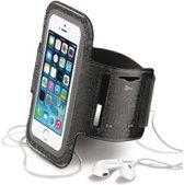 Cellularline ARMBANDBK mobiele telefoon behuizingen 12,7 cm (5'') Armband doos Zwart