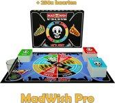 Afbeelding van RebelzGames - MadWish 250 Speelkaarten - Partygames - kaartenspel - drinkspel - 18+ kaartenspel - Engelse editie - MadWishPro - Drankspel speelgoed