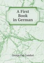 A First Book in German