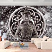 Foto Vliesbehang Muurposter Boeddha C 308x220 cm