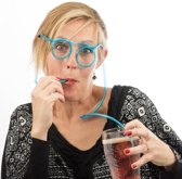 Brillen Drinkrietje Drinking Straw Glasses