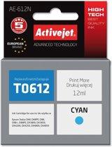 ActiveJet AE-612N inktcartridge Compatible Cyaan 1 stuk(s)