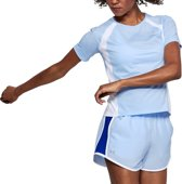 Under Armour - Coolswitch Run Short Sleeve - Dames - maat L
