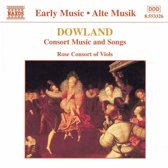 Dowland: Consort Music & Songs / Rose Consort of Viols