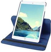 iPad Pro 9.7 hoesje 360 graden Multi-stand draaibaar -Blauw