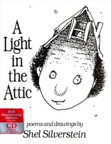 A Light in the Attic Book and CD With CD