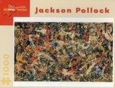 Jackson Pollock Convergence 1000 Piece Jigsaw Puzzle