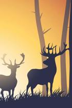 Fall Stag King Journal