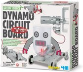 4M Kidzlabs Green Science - Dynamo Circuitboard - Hobbyset