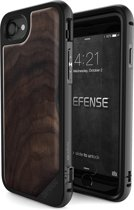 X-Doria Defense Lux cover voor iPhone 7 Plus - Hout