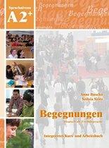 Begegnungen A2 Kurs-/Arbeitsbuch + 2 Audio-CDs
