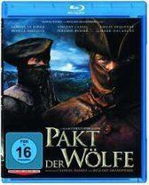 Le Pacte Des Loups (2001) (Director's Cut) (blu-ray) (import)
