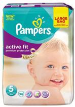 Pampers Active Fit - Maat 5 Jumbopak 48 st.