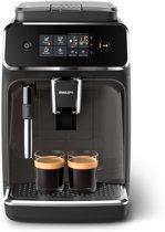 Philips 2200 Serie EP2224/40 - Espressomachine - Zwart/RVS-afwerking