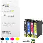 Improducts® Inkt cartridges - Alternatief Epson 29
